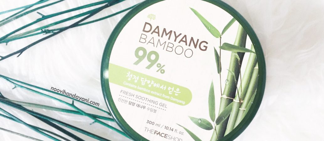 The Face Shop Damyang Bamboo Soothing Gel